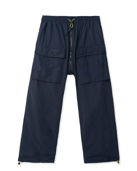 Nylon Flight Pant - Navy