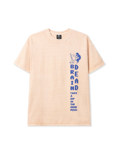Gene Pool T-shirt - Taupe