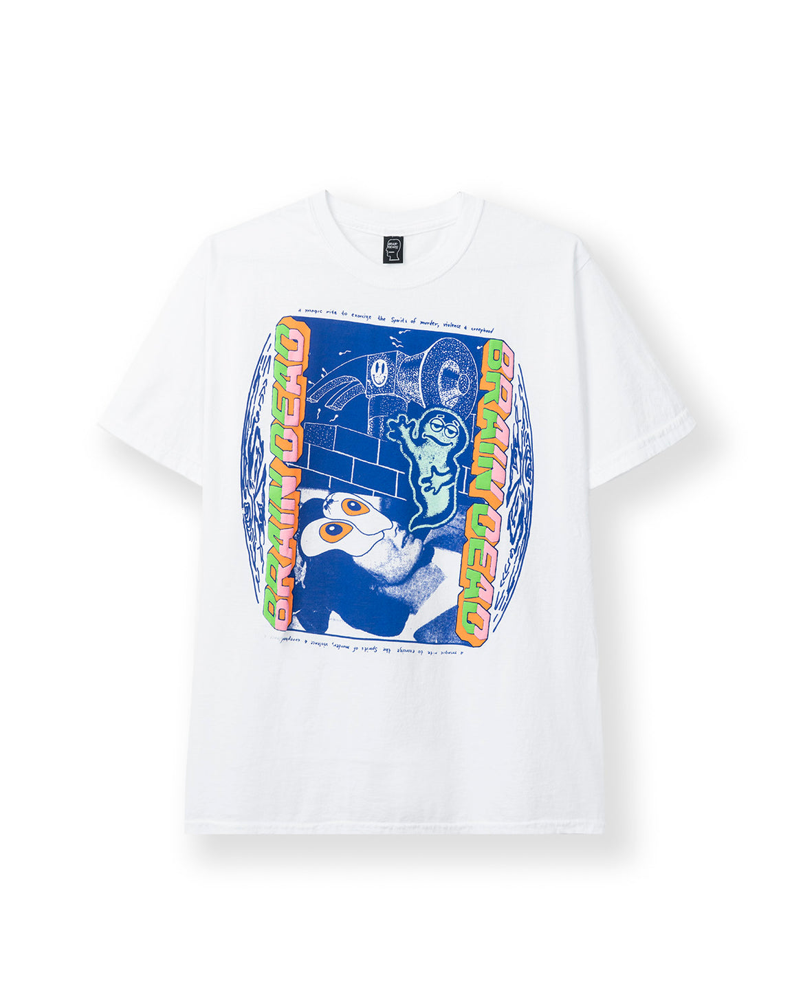 Magic Rite Short Sleeve Tee - White