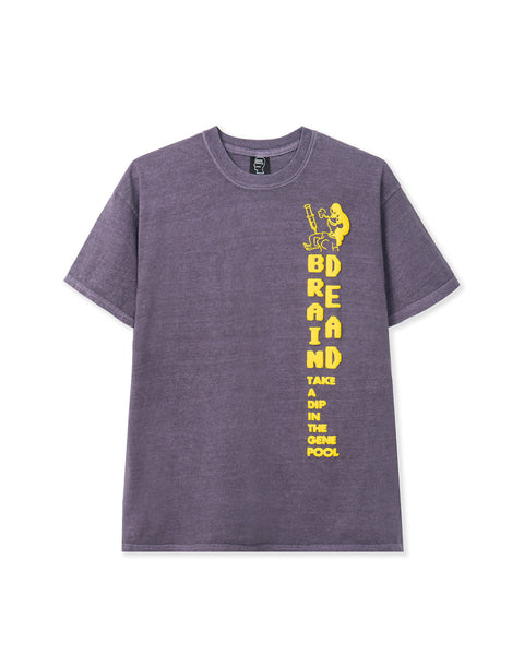 Gene Pool Short Sleeve Tee - Plum