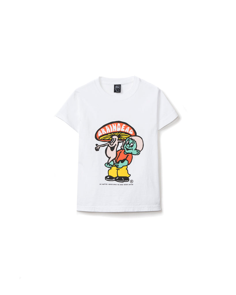 Nevermind Kid T-shirt - White