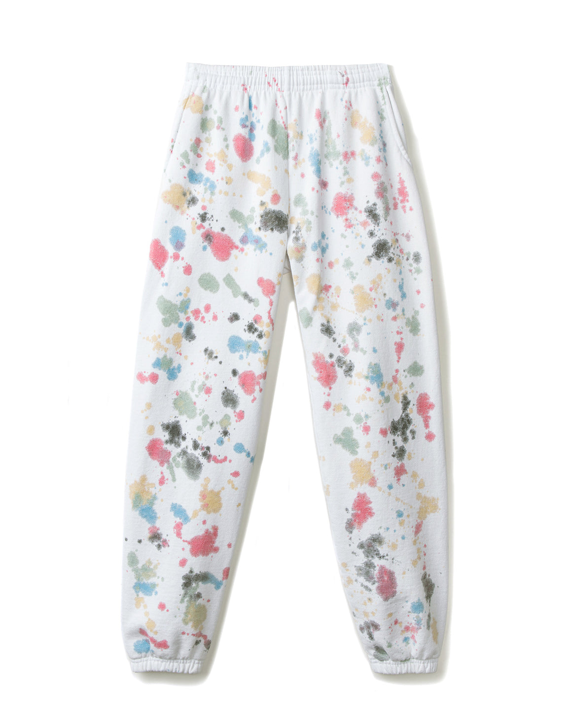 Splatter Dye Sweat Pants