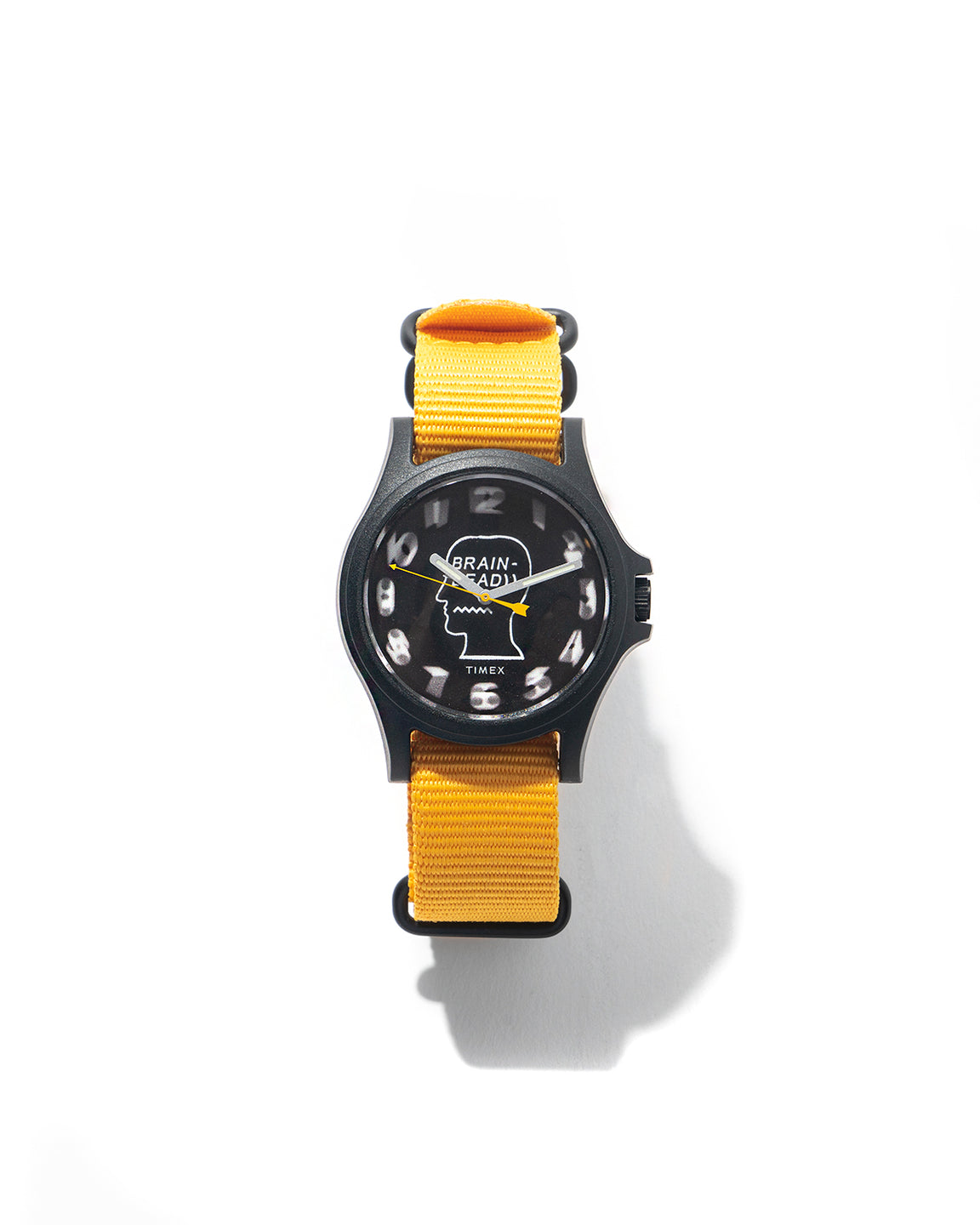 Brain Dead Timex - Black/Green/Yellow