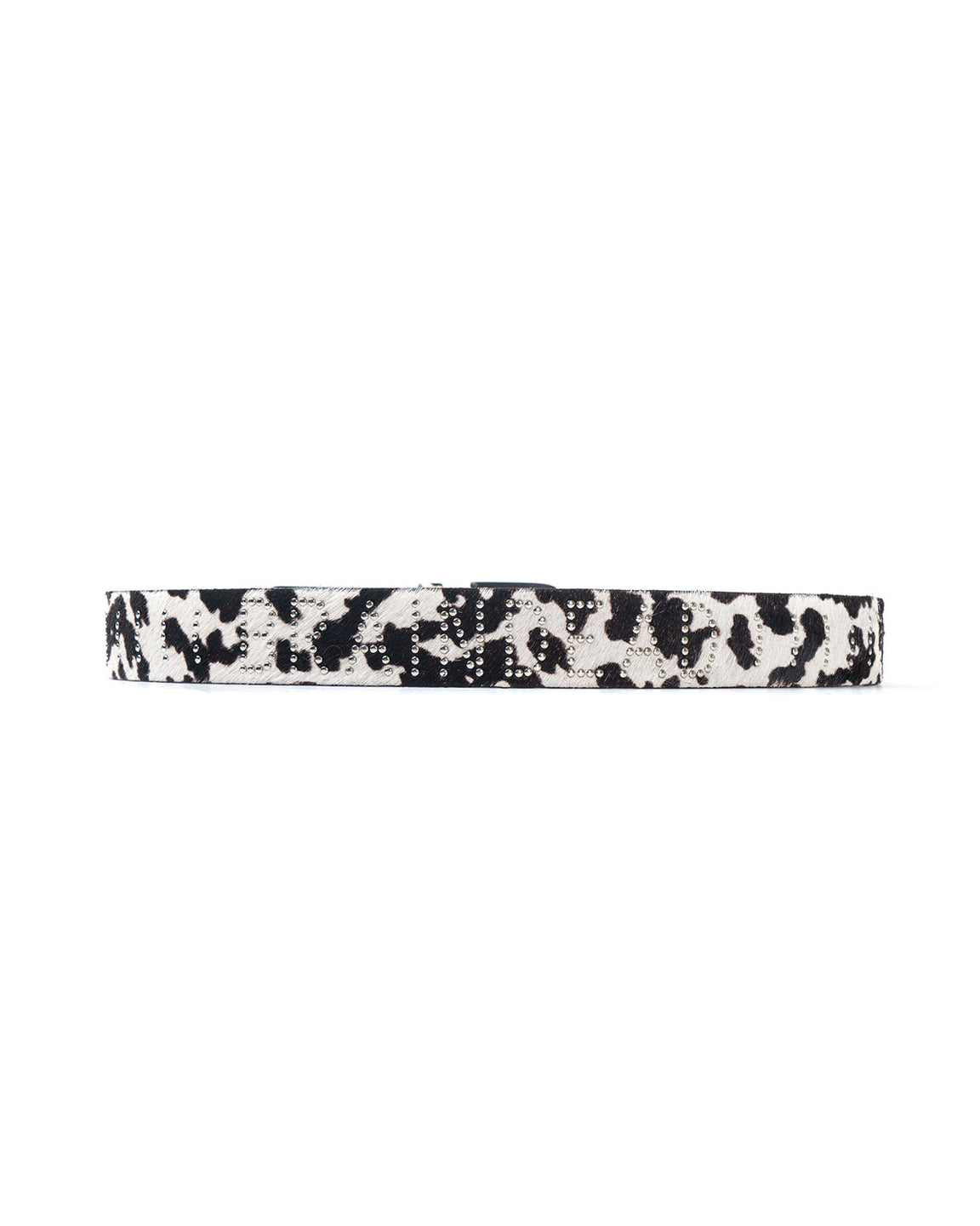 Studded Harako Standard Belt  - Cow