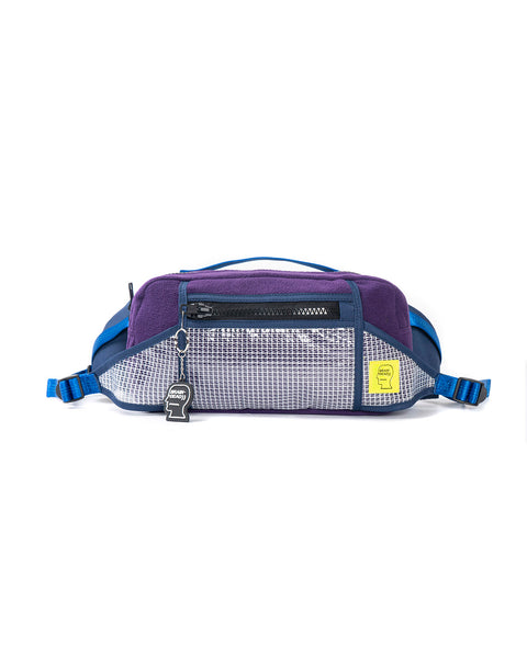 Rush Hour Fanny Pack - Purple