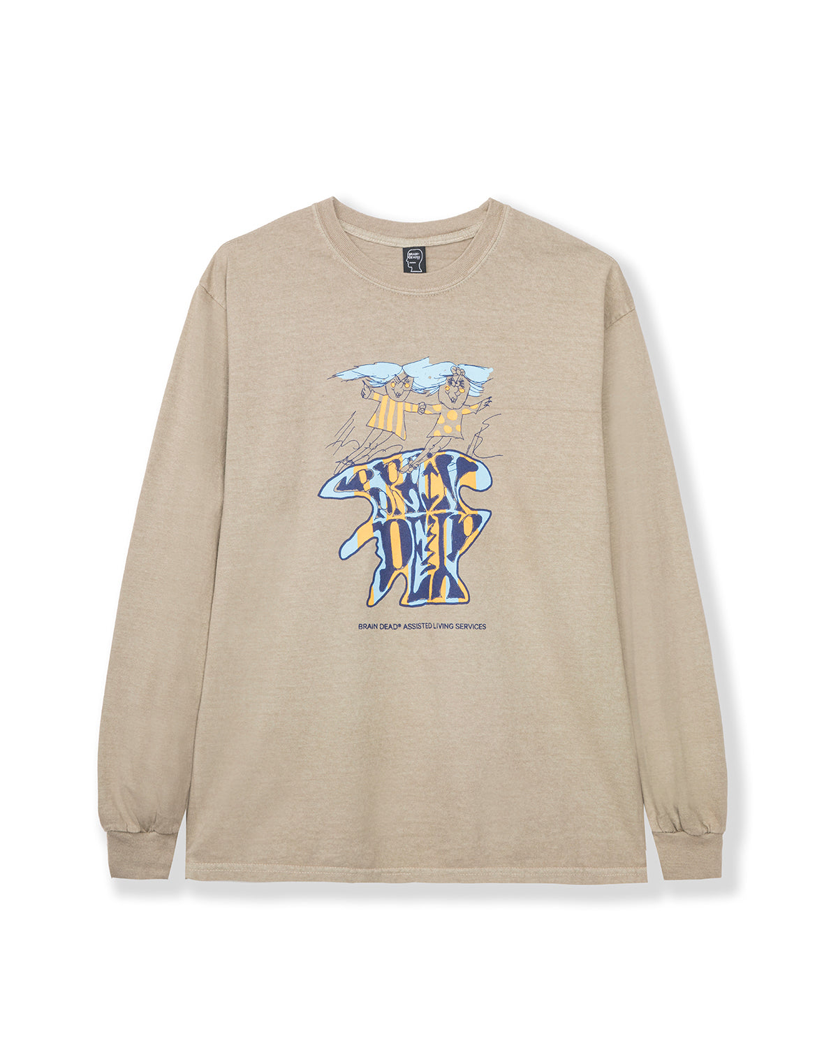 Leon Long Sleeve - Natural