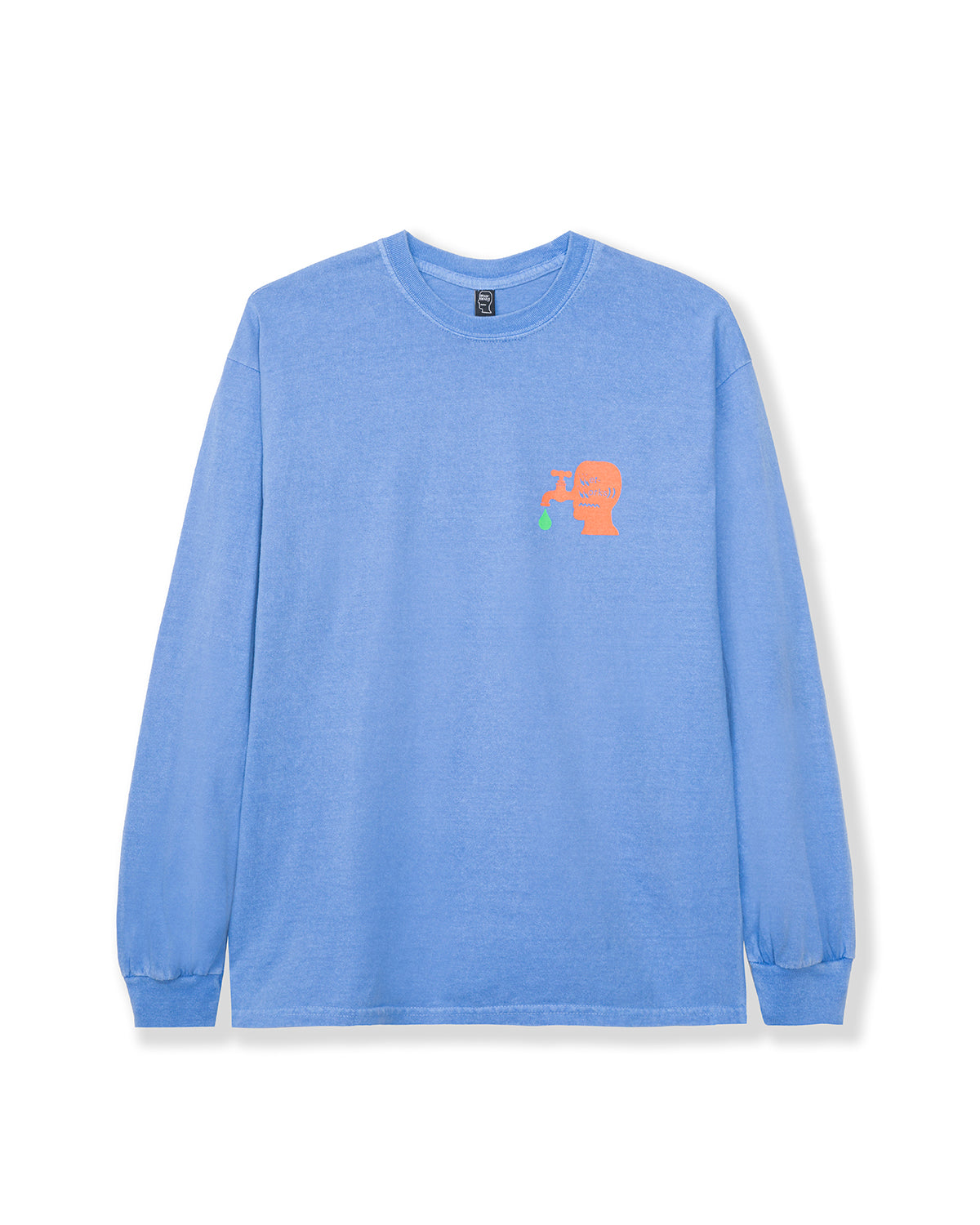 Wet Works Long Sleeve - Sky Blue