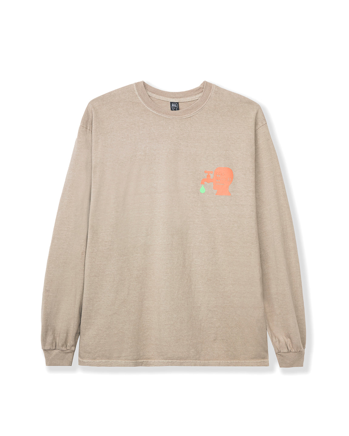 Wet Works Long Sleeve - Natural