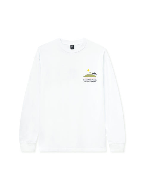 Purgatory Long Sleeve - White