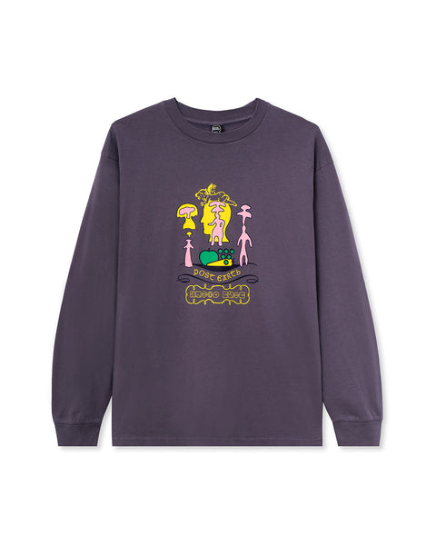 Ants Long Sleeve - Purple