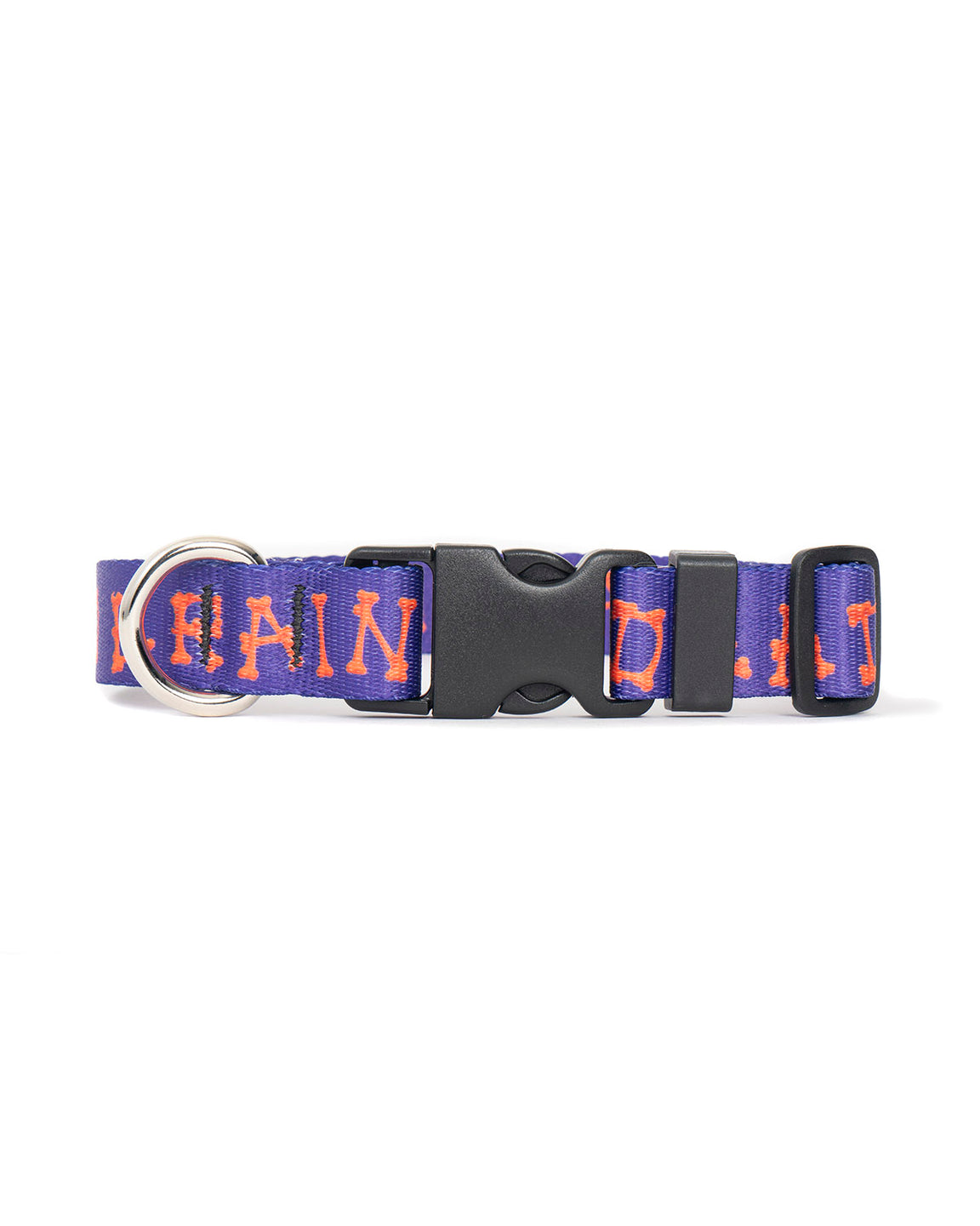 Boneman Dog Collar - Purple