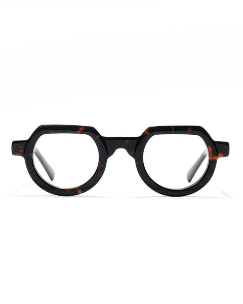 Tani Optical Post Modern Primitive Eye Protection - Tort-black
