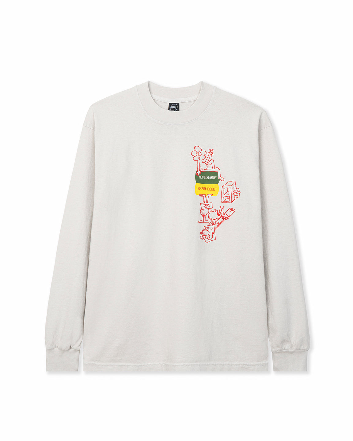 Homeshake Long Sleeve - Natural