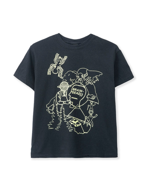 Kids Nazca T-shirt - Black
