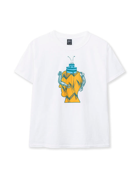 Kids Mechabug T-shirt - White