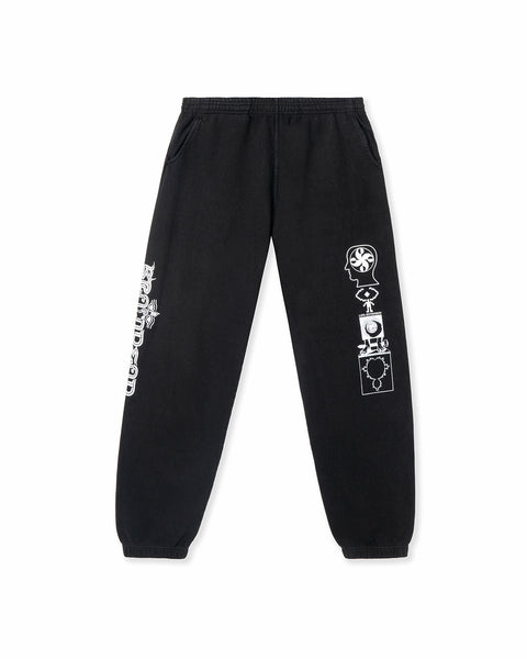 lifextension sweatpant - Brain Dead