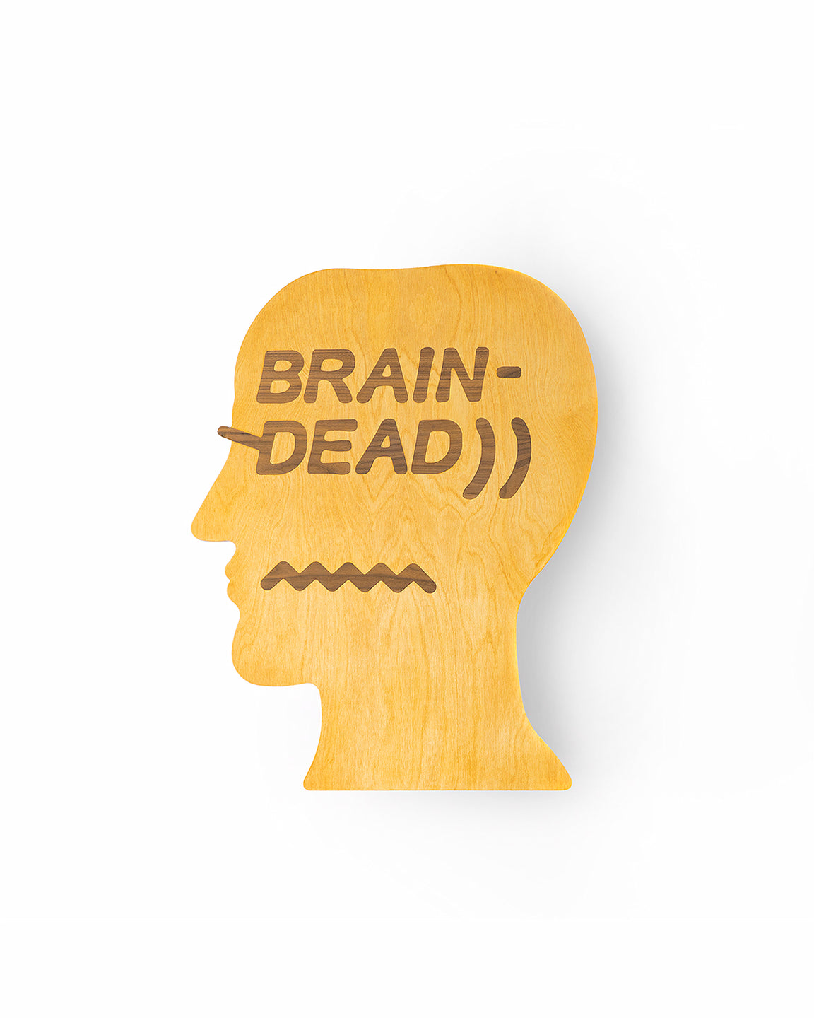 Modernica x Brain Dead Headcase Study Table - Maple
