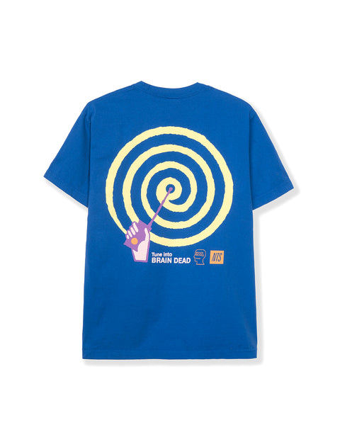 NTS Tune In T-shirt - Blue