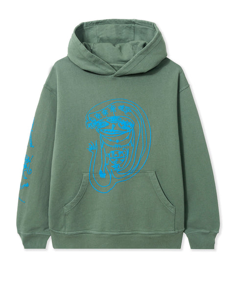 P&TY Hooded Sweatshirt - Green