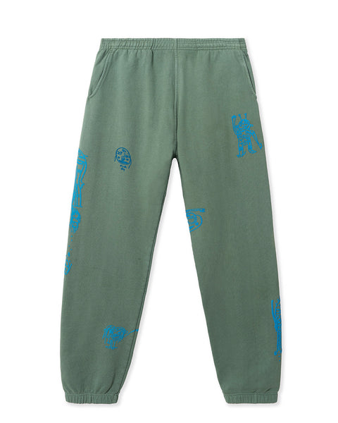 P&TY Sweatpant - Green