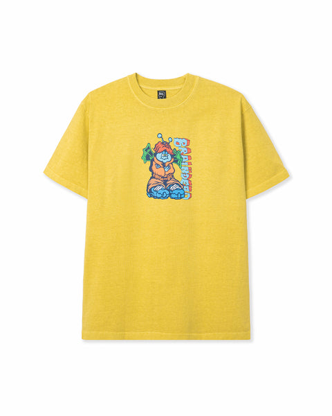 Kogan Buddy T-shirt - Yellow