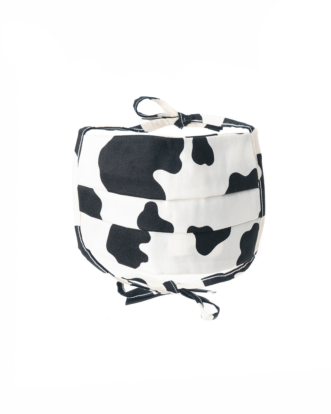 Reversible Cow Face Protection Garment - Cow/Black