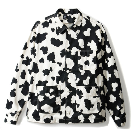 Cow Club Chore Coat