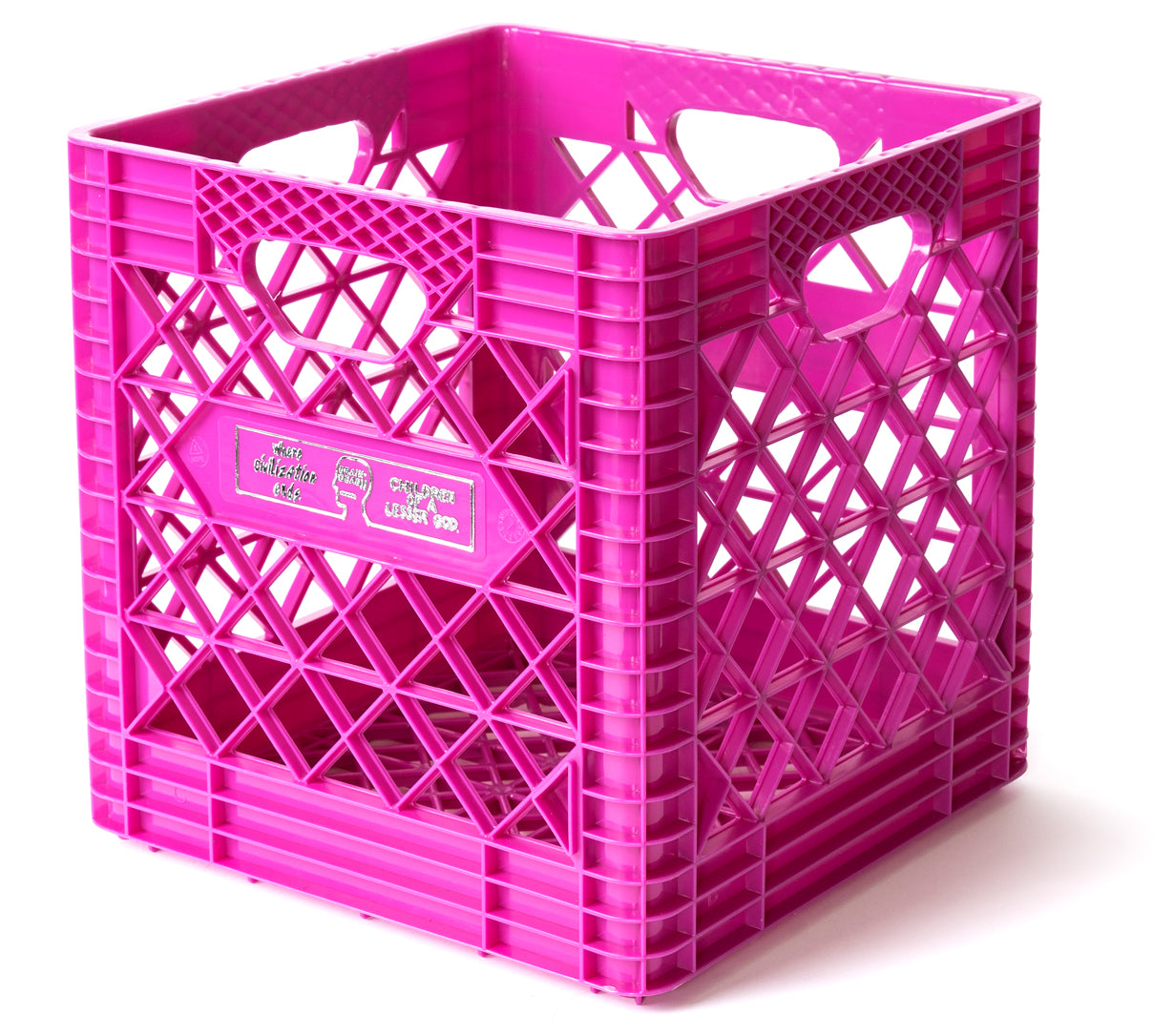 Record Collector Edition Crate -Fuchsia