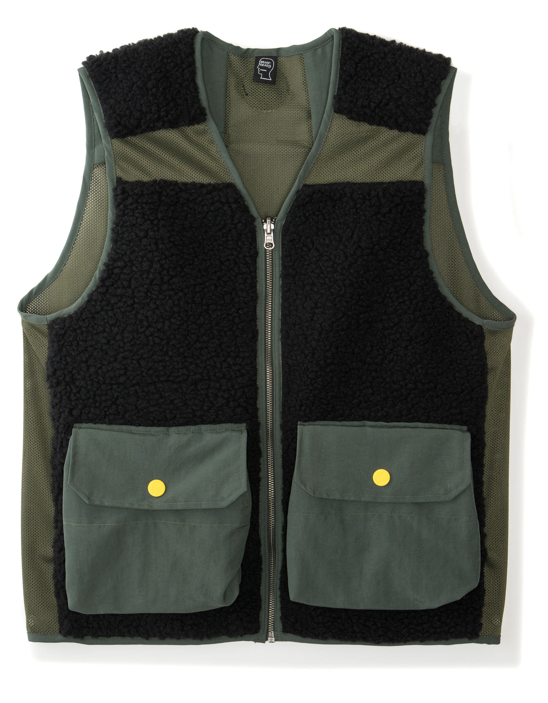REVERSIBLE FISHERMAN'S VEST