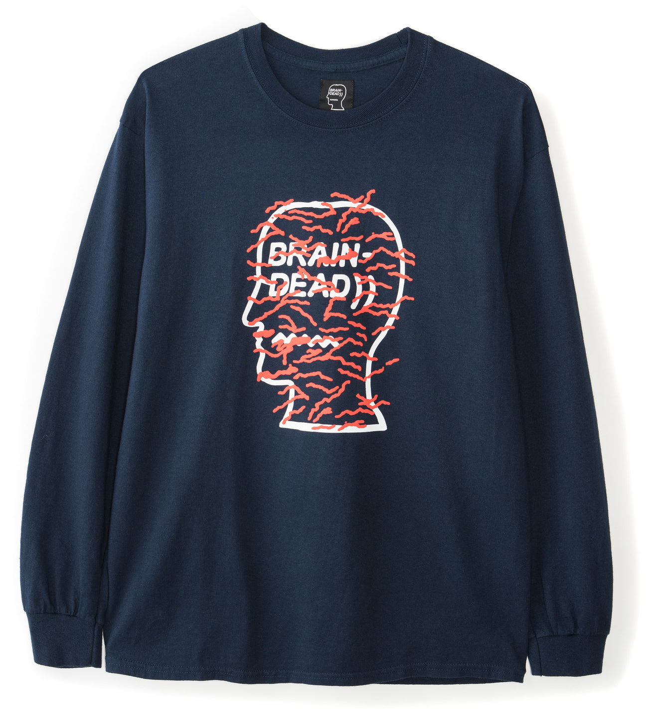 Infected Longsleeve - Navy