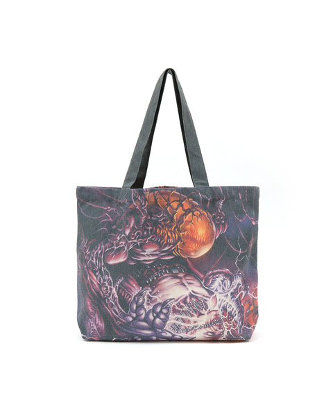 Brain Dead x Magic: The Gathering Sorcerer Tote - Purple