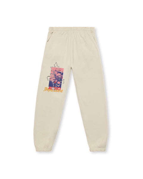 Brain Dead x NTS Audio Dept Sweatpant - Tan