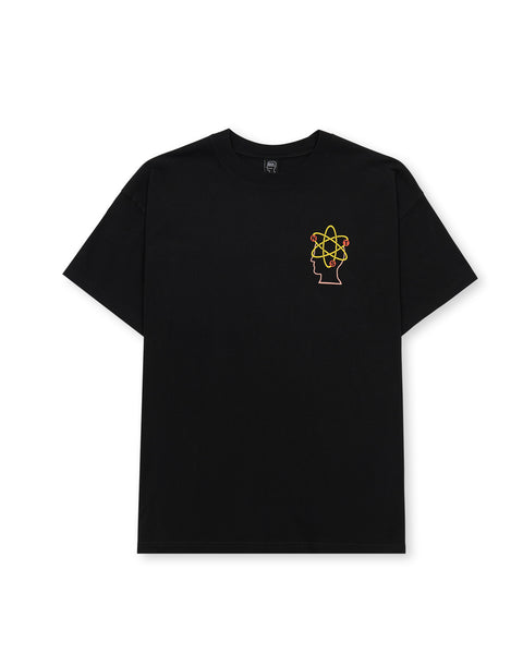 Brain Dead x NTS Science SS Tee - Washed Black