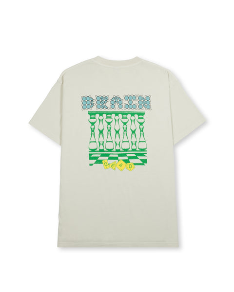 Audio Science Short Sleeve - Natural