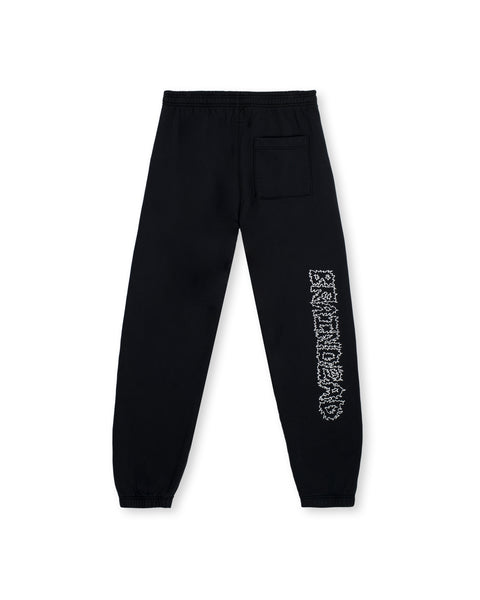 Braindead Dreams Sweatpant - Black