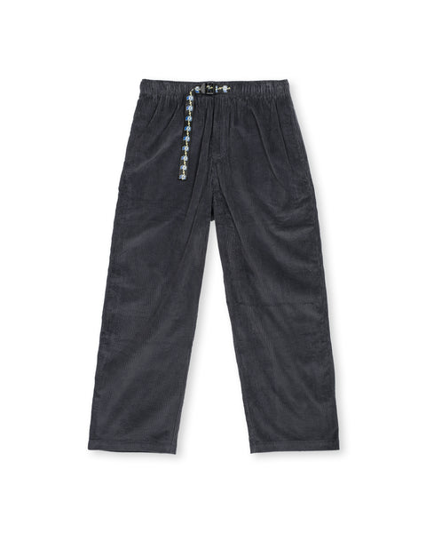 Running Head Corduroy Climber Pant - Black