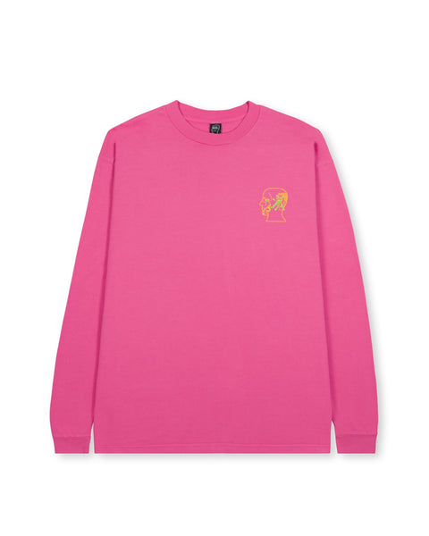 Goop Long Sleeve Shirt - Washed Pink