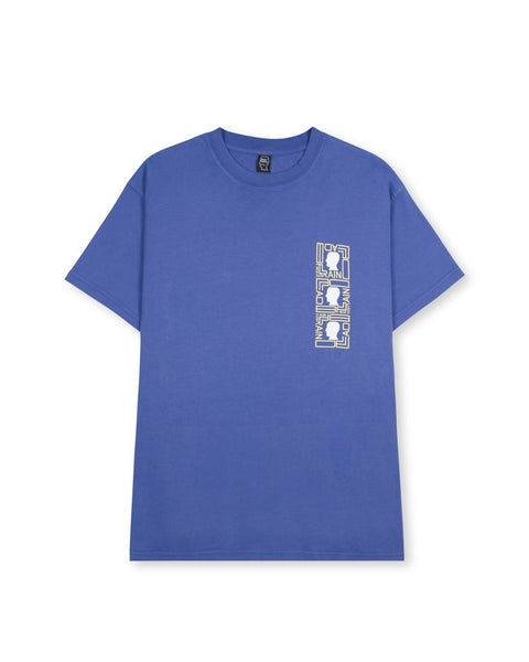 Phase Ecology Sound Short Sleeve - Frosted Purple