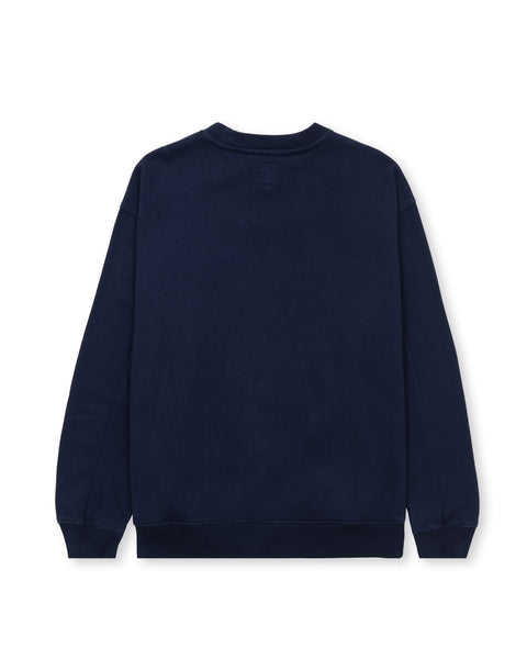 Tutorials Crewneck Sweatshirt - Navy