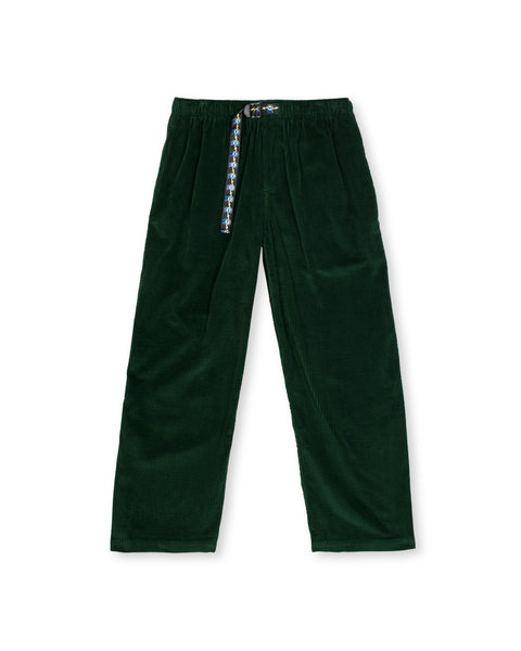 Running Head Corduroy Climber Pant - Green