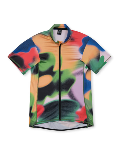 Cycling Jersey - Watercolor Floral