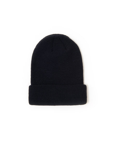 Brain Eyes Beanie - Navy