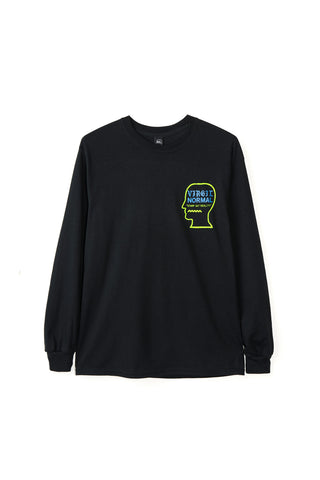 Virgil Normal x Brain Dead: Trunk Hotel Longsleeve Black
