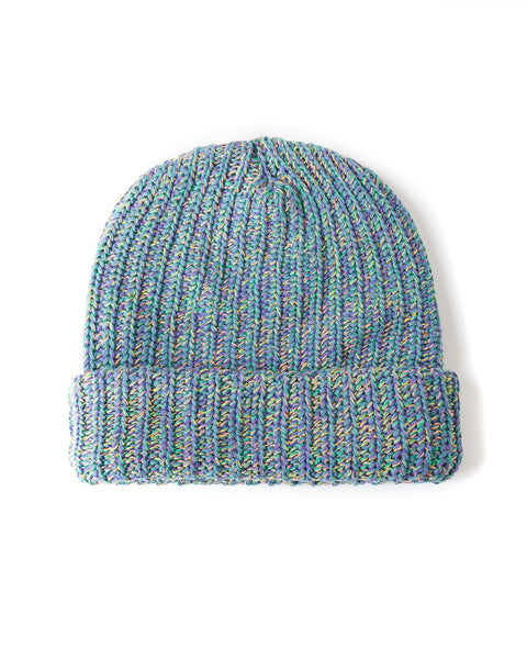 Logotype Patch Beanie - Multicolor