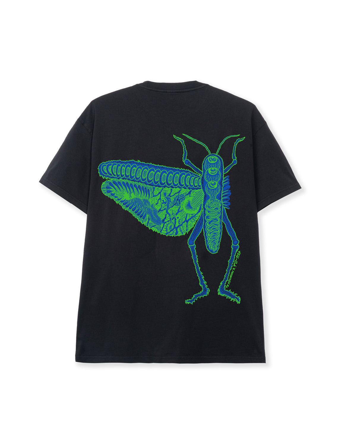 The Locust T-shirt - Black