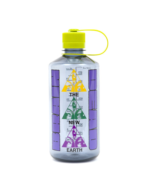 The New Earth 32 OZ Nalgene - Grey