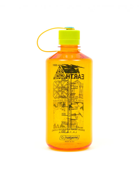 World of Enjoyment 32 OZ Nalgene - Orange