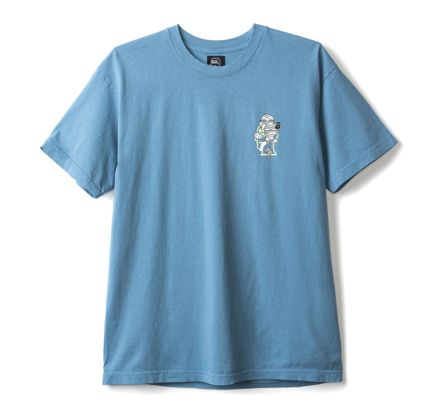 Viral t-shirt - Washed Blue