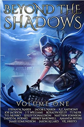 Beyond the Shadows (anthology by Mystic Inkwell, Jan 2019)