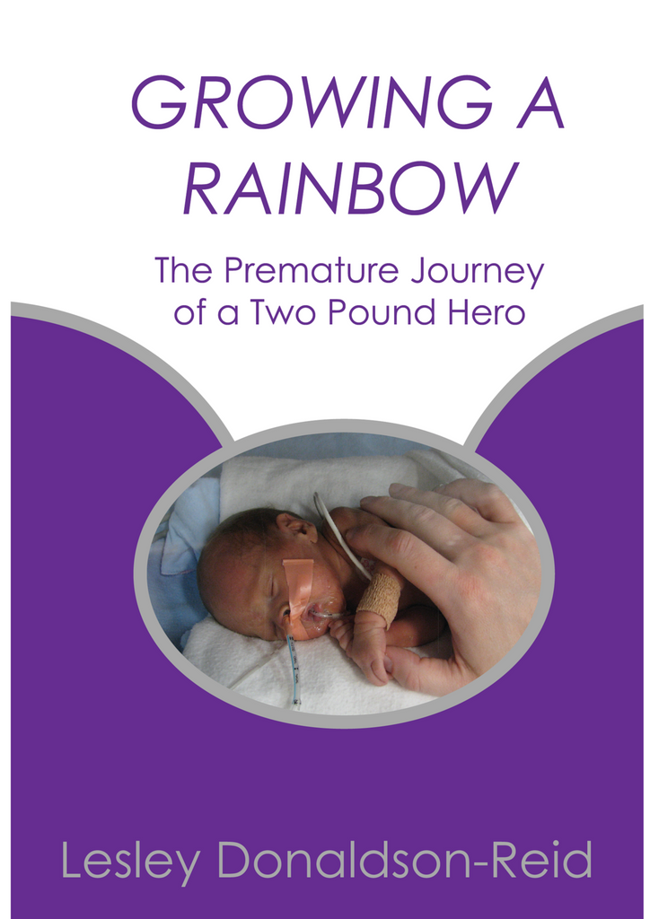 eBook: Growing A Rainbow